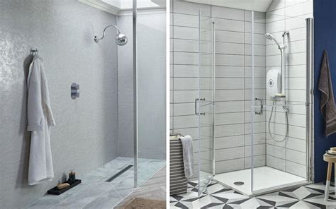 wet rooms  showers safer cheaper  efficient