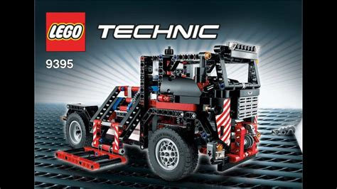 9395 Alternative Lego Technic Part 2 Of 3