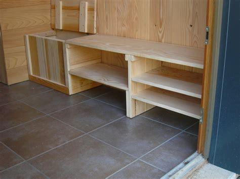 construire un bureau en bois cuisine ð ment construire etagere fabriquer étagère bois