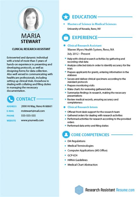 Clinical Research Assistant Resume Objective by Biomedical Engineering Cover Letter Exles Biomedical