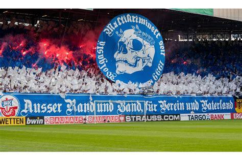 Alles über euren fußballclub aus rostock. VfB Stuttgart gegen Hansa Rostock: Rostocks Choreo sorgt ...