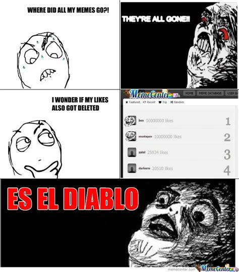Memes Del Diablo - el diablo by gmcglothern meme center