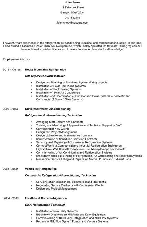 write  resume common mistakes australians