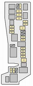 Toyota Matrix 2004 Fuse Box Diagram