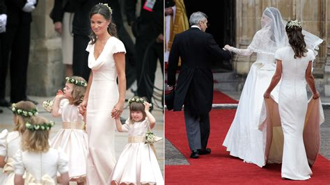 Royal Wedding Dress 'fitted A Little Too