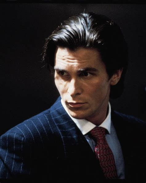 Christian Bale American Psycho Quotes Quotesgram