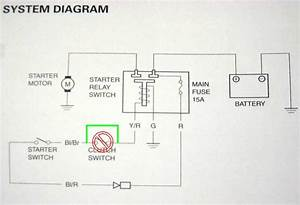 Crf250x Tip  Short Circuit Clutch Switch For Aftermarket