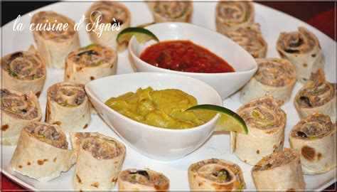 cuisine mexicaine tortillas roulés de tortilla la cuisine d 39 agnèsla cuisine d 39 agnès