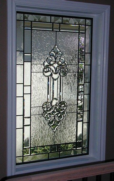 beveled glass window  transparent dreams glass studio