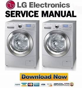 Lg F1402fds5 Service Manual Repair Guide