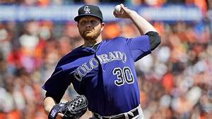 Brett Anderson Los Angeles Dodgers Agree To Deal