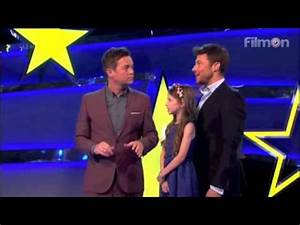 Duncan James - Big Stars Little Star (ITV1 S01E02 11.09 ...
