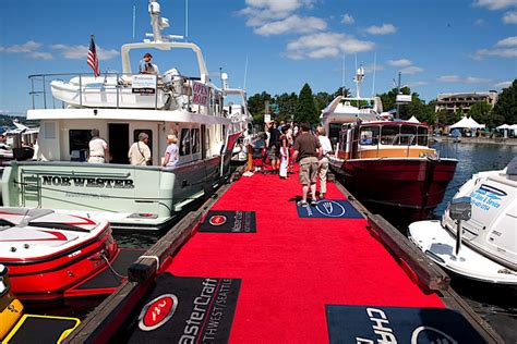 Seattle Boat Show Kirkland by Boat Show At Kirkland Uncorked Northwest Yachting