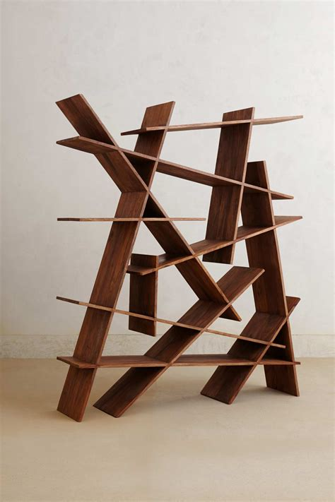 Slanted Bookcases objects of design 96 sloped and slanted bookcase