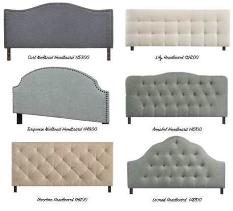 cheap headboard types of headboards 2016