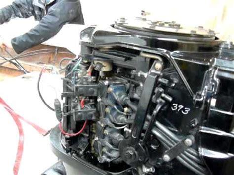 Mercury Outboard Motor Knocking Noise by Mercury 75 Hp 4 Cyl Doovi