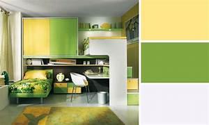 Deco Pour Chambre Ado : quelles couleurs accorder pour une chambre d ado tendance ~ Teatrodelosmanantiales.com Idées de Décoration