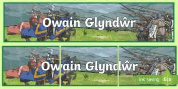 Baner Arddangos Owain Glyndwr  Tywysog, Prince, Cymru, Wales, Castell