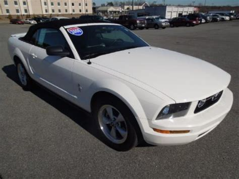 2008 ford mustang v6 specs 2008 ford mustang v6 premium convertible data info and