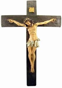 Christian Cross With Jesus