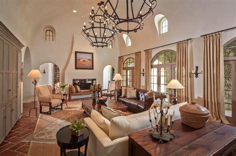 bordley mediterranean living room houston