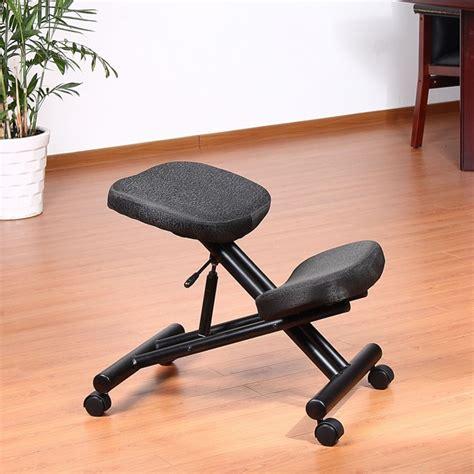 aragon ergonomic kneeling stool 14605586 overstock