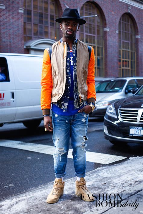 Real New York Street Style Menu0026#39;s Spring 2014 - Fashion Bomb Daily Style Magazine Celebrity ...
