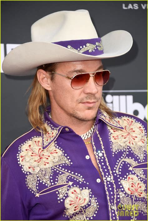 diplo   hot purple cowboy   billboard  awards