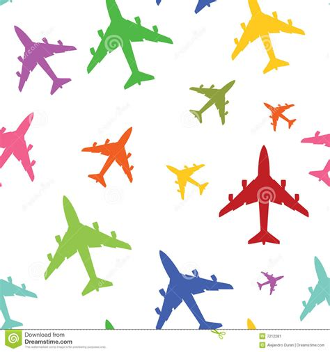 airplane color texture stock image image