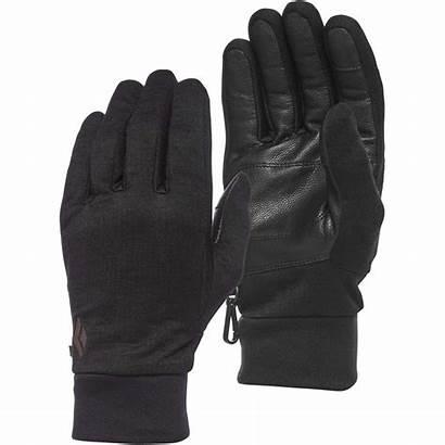 Diamond Gloves Wooltech Heavyweight Liner Handschuhe Anthracite