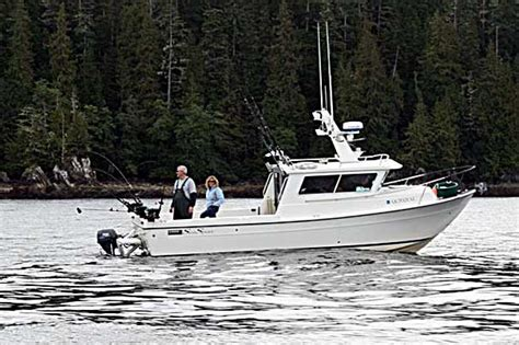 Charter Fishing Boat Alaska by Ketchikan Charter Boats Our Boat Oasis Alaska Charters