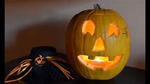 Sculpteaza Un Dovleac  Pentru Halloween