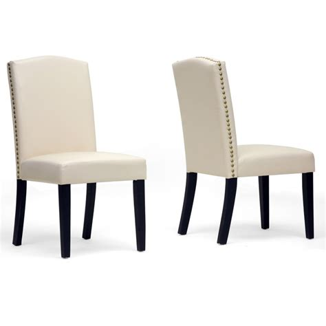 modern white wood dining chairs dining chairs design