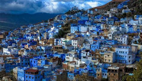 Blue Town Of Chefchaouen Morocco This Is Africa Lifestyle