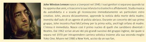 Happy Lennon Testo by Happy Partitura Per Orchestra Scolastica