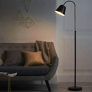 Lampadaire Art Deco : lampadaire au style art d co leroy merlin ~ Dode.kayakingforconservation.com Idées de Décoration