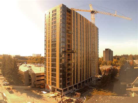 Brock Commons - UBC   Aspect Structural Engineers