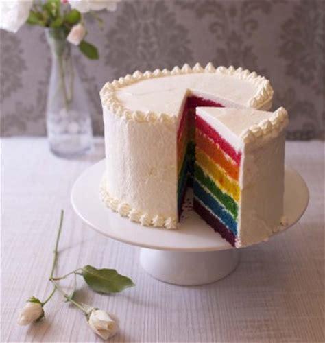 recette de cuisine de nos grand mere rainbow cake gâteau arc en ciel recette facile les