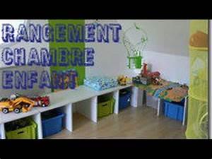 Rangement Chambre Enfants : 15 brillantes id es de rangement pour chambre d 39 enfant youtube ~ Melissatoandfro.com Idées de Décoration