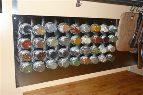 How To Make A Magnetic Spice Rack by Diy Spice Rack And Ideas Guide Patterns