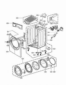 Kenmore Model 79690441900 Residential Dryer Genuine Parts