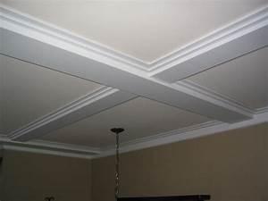 fausse poutre plafond ua55 jornalagora With idee deco plafond poutre