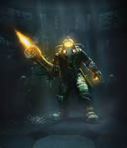 BioShock Big Daddy Armor