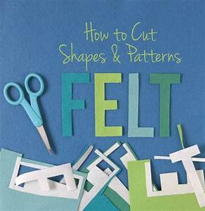 best 25 felt letters ideas on pinterest With how to cut felt letters