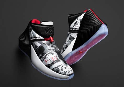 Russell Westbrook Signature Shoe Jordan Why Not Zer01
