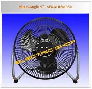 Jual Kipas Angin 9 Sekai Hfn 950 Di Lapak Sekawan Jaya Una715
