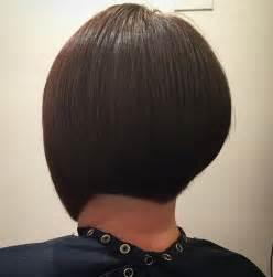 Short Bob Hairstyles Back View