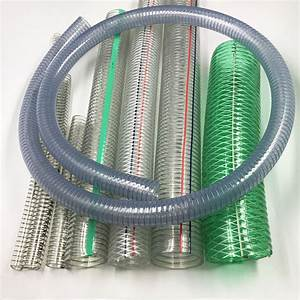 Pvc Steel Wire Hose  Transparent Pvc Pipe