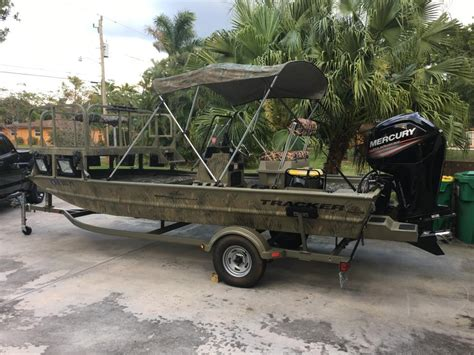 Tracker Boats Grizzly by Tracker Grizzly 1860 Sportsman Boats For Sale