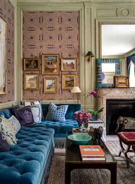 blue velvet sofa living room this lush tufted azure blue velvet sofa pops off panelled